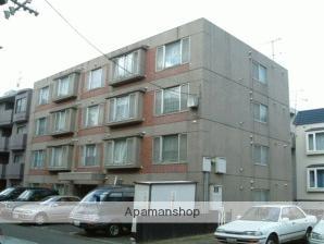 北海道札幌市北区、麻生駅徒歩18分の築25年 4階建の賃貸マンション