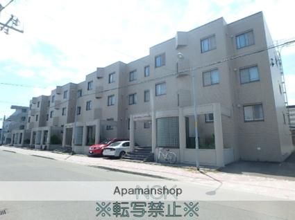 北海道札幌市東区、環状通東駅徒歩6分の築29年 3階建の賃貸マンション