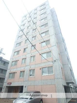 北海道札幌市東区、環状通東駅徒歩8分の築10年 10階建の賃貸マンション