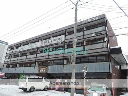 北海道札幌市東区、栄町駅徒歩15分の築28年 4階建の賃貸マンション