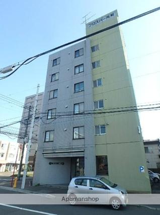 北海道札幌市東区、元町駅徒歩3分の築28年 6階建の賃貸マンション