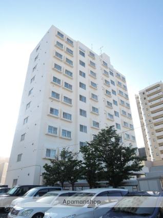 北海道札幌市東区、栄町駅徒歩4分の築25年 10階建の賃貸マンション