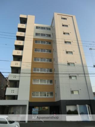 北海道札幌市北区、北18条駅徒歩3分の築8年 9階建の賃貸マンション