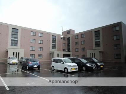 北海道札幌市北区、太平駅徒歩19分の築11年 4階建の賃貸マンション