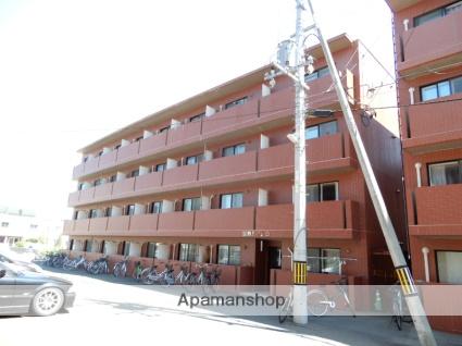 北海道札幌市東区、札幌駅徒歩12分の築15年 4階建の賃貸マンション