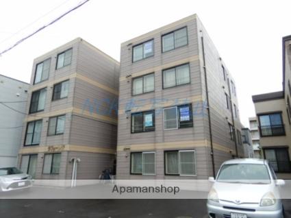北海道札幌市東区、元町駅徒歩10分の築29年 4階建の賃貸マンション
