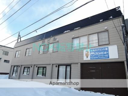 北海道札幌市東区、北24条駅中央バスバス14分北37東8下車後徒歩4分の築36年 2階建の賃貸アパート