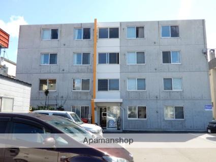 北海道札幌市東区、新琴似駅徒歩19分の築6年 4階建の賃貸マンション