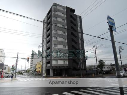 北海道札幌市東区、北34条駅徒歩19分の築9年 10階建の賃貸マンション