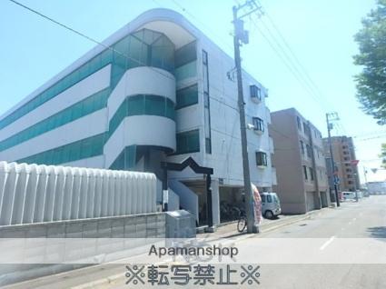 北海道札幌市東区、新道東駅徒歩18分の築27年 4階建の賃貸マンション