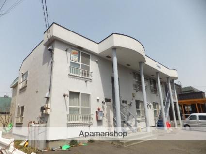 北海道札幌市東区、太平駅徒歩18分の築30年 2階建の賃貸アパート
