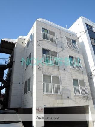 北海道札幌市東区、栄町駅徒歩18分の築29年 4階建の賃貸マンション