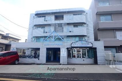 北海道札幌市東区、北12条駅徒歩15分の築28年 4階建の賃貸マンション