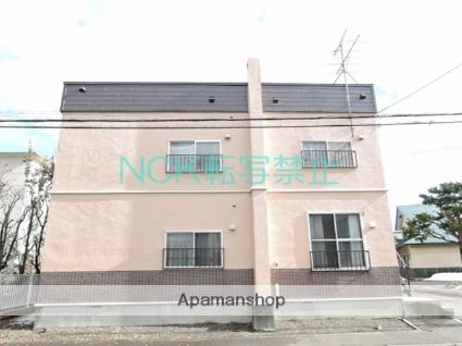 北海道札幌市東区、元町駅徒歩15分の築37年 2階建の賃貸アパート