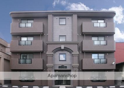 北海道札幌市東区、環状通東駅徒歩8分の築7年 4階建の賃貸マンション