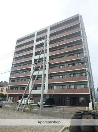 北海道札幌市東区、札幌駅徒歩11分の築10年 9階建の賃貸マンション