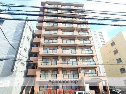 北海道札幌市北区、北34条駅徒歩17分の築20年 10階建の賃貸マンション