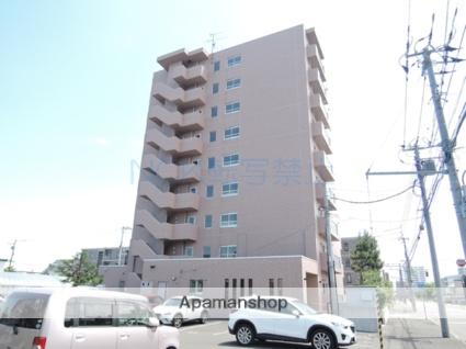 北海道札幌市東区、栄町駅徒歩10分の築11年 9階建の賃貸マンション