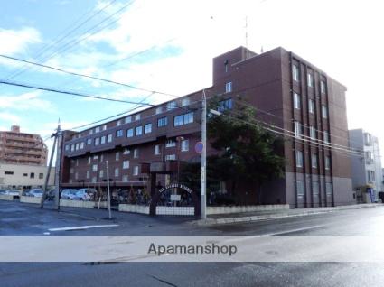 北海道札幌市中央区、石山通駅徒歩7分の築33年 5階建の賃貸マンション