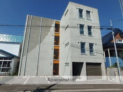 北海道札幌市東区、環状通東駅徒歩10分の築10年 4階建の賃貸マンション