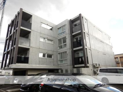 北海道札幌市北区、新琴似駅徒歩19分の築2年 4階建の賃貸マンション