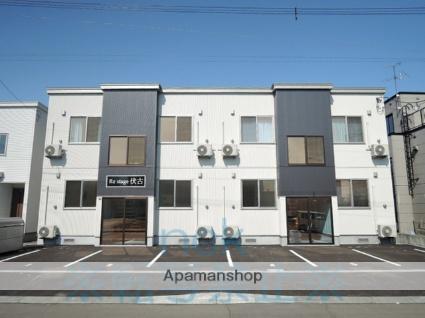 北海道札幌市東区、元町駅徒歩30分の築1年 2階建の賃貸アパート