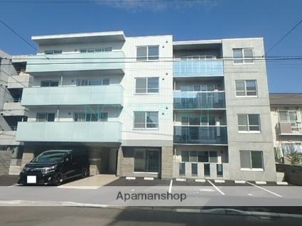 北海道札幌市東区、苗穂駅徒歩18分の新築 4階建の賃貸マンション