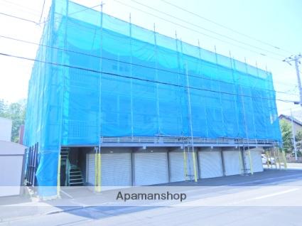 北海道札幌市東区、元町駅徒歩10分の築21年 3階建の賃貸アパート