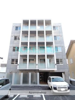 北海道札幌市北区、北34条駅徒歩17分の新築 5階建の賃貸マンション