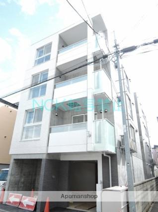 北海道札幌市東区、環状通東駅徒歩15分の新築 4階建の賃貸マンション