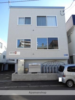 北海道札幌市東区、新琴似駅徒歩20分の新築 3階建の賃貸アパート