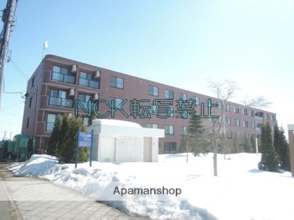 北海道札幌市北区、拓北駅徒歩23分の新築 4階建の賃貸マンション