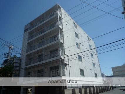北海道札幌市東区、札幌駅徒歩8分の築29年 6階建の賃貸マンション