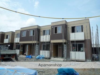 北海道札幌市東区、栄町駅徒歩13分の築7年 2階建の賃貸アパート