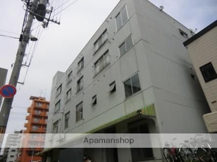 北海道札幌市北区、北34条駅徒歩12分の築36年 4階建の賃貸マンション