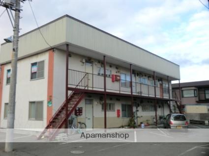 北海道札幌市北区、太平駅徒歩7分の築40年 2階建の賃貸アパート