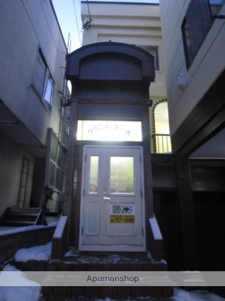 北海道札幌市北区、新琴似駅徒歩17分の築33年 3階建の賃貸アパート
