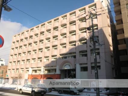 北海道札幌市北区、北24条駅徒歩8分の築28年 7階建の賃貸マンション