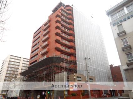 北海道札幌市北区、札幌駅徒歩3分の築32年 14階建の賃貸マンション