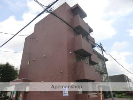 北海道札幌市東区、麻生駅徒歩21分の築27年 4階建の賃貸マンション