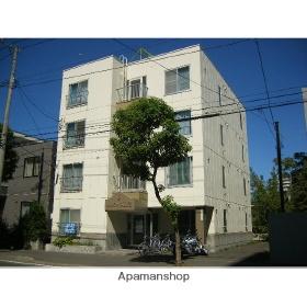 北海道札幌市東区、環状通東駅徒歩13分の築28年 4階建の賃貸マンション