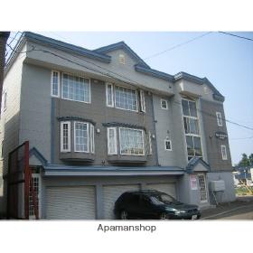 北海道札幌市東区、元町駅徒歩18分の築24年 3階建の賃貸アパート
