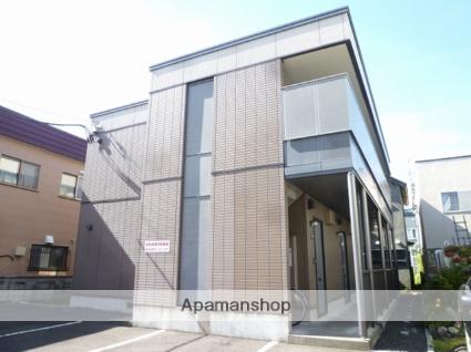 北海道札幌市東区、元町駅徒歩11分の築15年 2階建の賃貸アパート