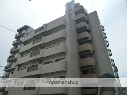 北海道札幌市東区、新道東駅徒歩20分の築27年 8階建の賃貸マンション