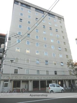 北海道札幌市北区、札幌駅徒歩6分の築42年 11階建の賃貸マンション