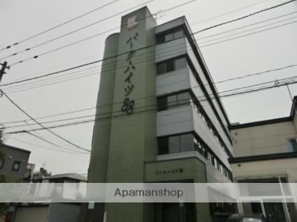 北海道札幌市東区、北24条駅徒歩13分の築40年 5階建の賃貸マンション