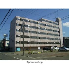 北海道札幌市東区、北24条駅徒歩14分の築21年 7階建の賃貸マンション