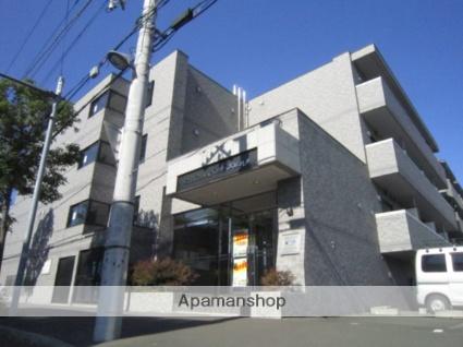 北海道札幌市北区、北34条駅徒歩18分の築20年 4階建の賃貸マンション
