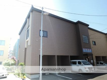北海道札幌市東区、北18条駅徒歩15分の築11年 2階建の賃貸アパート