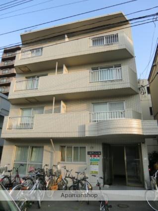 北海道札幌市北区、北18条駅徒歩8分の築29年 4階建の賃貸マンション
